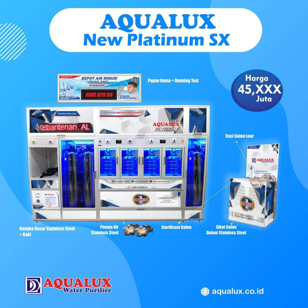 Aqualux - New Platinum SX