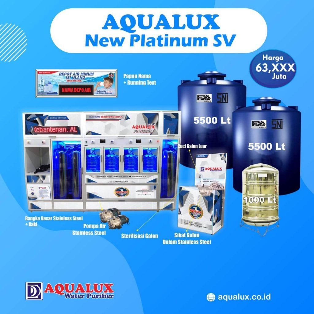 Aqualux - New Platinum SV